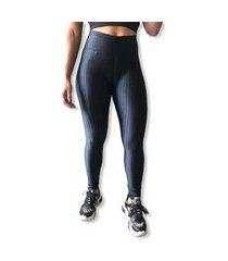 calça legging dzjjo cintura alta feminina 3d dt006 preto