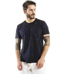 camiseta brohood respingos masculina