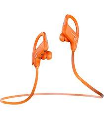 audífonos bluetooth manos llibres inalámbricos, sp-6 inalambricos audifonos bluetooth manos libres  rear colgante tipo 4.1 head wearing auriculares (naranja)