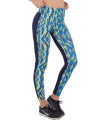 calza azul danseur  ucrania running legging