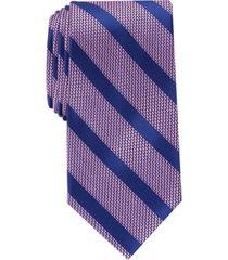 perry ellis men's brookford stripe tie