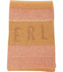 erl orange scarf