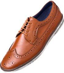 men's casual wingtip dress shoes men's shoes