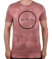 camiseta rvca foamy masculina