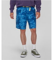 levi's men's belted utility shorts