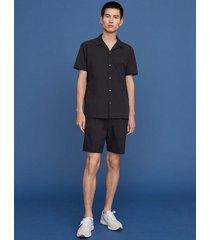 technisch regular-fit overhemd