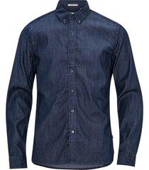 jeansskjorta ls pacific shirt tencel