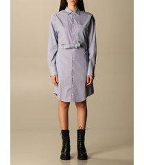 dsquared2 dress shirt with belt
