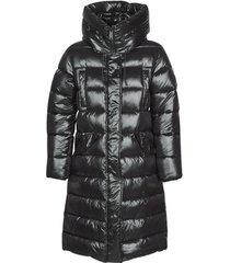 donsjas superdry high shine duvet coat