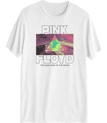 men's pink floyd acid drops graphic short sleeves t-shirt