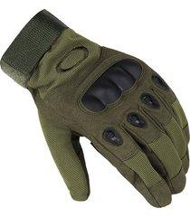 guantes moto protección antideslizantes táctico motociclismo
