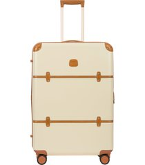 bric's bellagio 2.0 30-inch rolling spinner suitcase - brown
