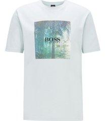 boss men's tipoff 3 cotton t-shirt