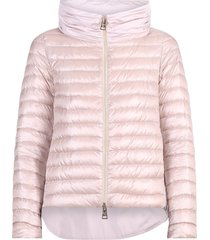 herno taffetã and nylon padded jacket