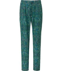broek met rijgkoord van basler multicolour