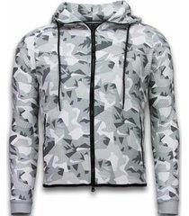 trainingspak enos windrunner camo camouflage joggingpak
