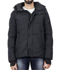giubbino over jacket with cappuccio