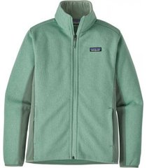 patagonia vest women lightweight better sweater jacket gypsum green-xs