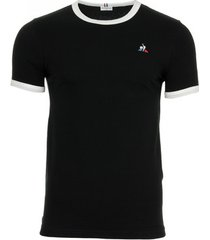 t-shirt korte mouw le coq sportif ess tee ss n°4 m