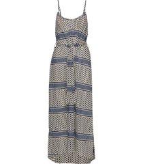 beatrice dress maxi dress galajurk grijs lollys laundry