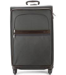 long trip expandable 4-wheeled packing case