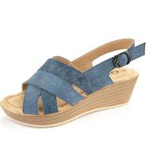sandalia accu azul chalada
