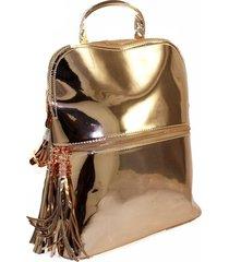mochila cobre almacén de paris