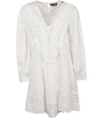 isabel marant perforated dress