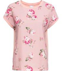 maglia a fiori (rosa) - bodyflirt