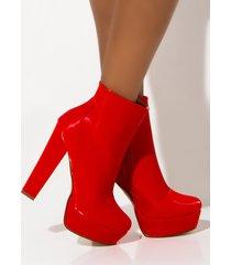 akira azalea wang gotta have it my way heeled bootie