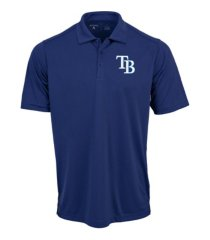 antigua men's tampa bay rays tribute polo shirt