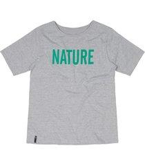 t-shirt nogah nature mescla