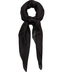 kefiah 130x130 scarf svart guess