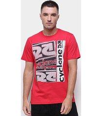 camiseta cyclone skopelos silk masculina - masculino