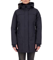 airforce tailor made parka navy blue
