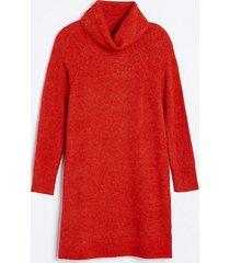 loft petite maternity cowl neck sweater dress