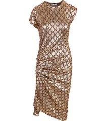 paco rabanne viscose dress