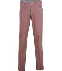 portofino pantalon roodroze