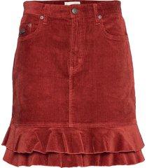 power hour skirt kort kjol röd odd molly