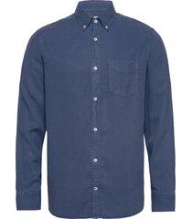 levon shirt 5029 skjorta casual blå nn07