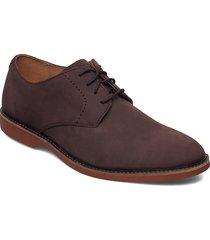 atticus lace desert boots snörskor brun clarks