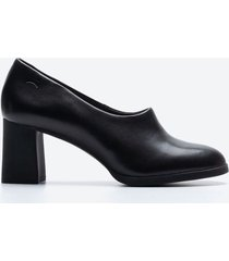 tacones casuales mujer camper z05q negro