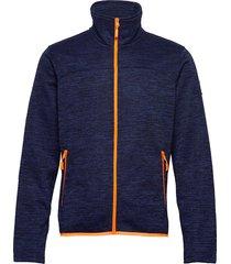 ruoko m jacket sweat-shirt trui blauw halti