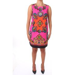 korte jurk versace 71hao9p3 ns037