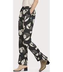 maison scotch 159415 pyjama pants with allover print