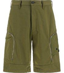 stone island shadow bermuda shorts