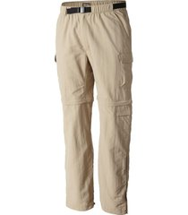 pantalon zip n go 32 marrón royal robbins by doite