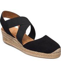 cele_21_ks sandalette med klack espadrilles beige unisa