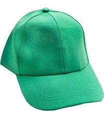 gorra verde bohemia