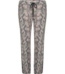 pant pyjamasbyxor mjukisbyxor multi/mönstrad pj salvage